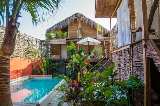 Eco Lodge: Morning Sun