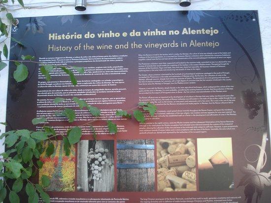 Pateo: Un peu d'histoire du vin d'Alentejo, réputé être le meilleur du Portugal