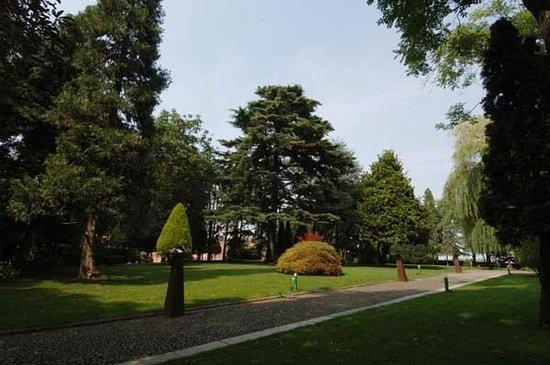 Oviglio, Italy: Dettaglio parco