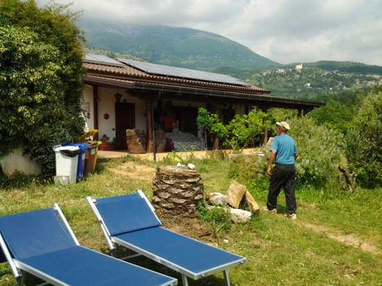 Italycountrystay Via Piana: The farm