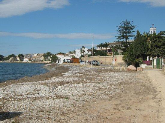 Hotel SH Villa Gadea: Beach walk to Altea