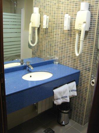 Minerva Hotel : Room 109