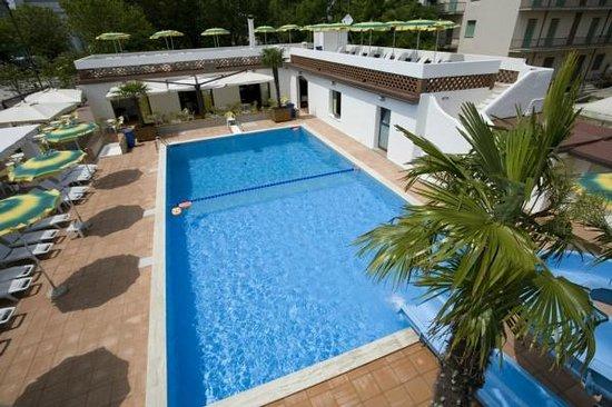 Hotel Francesca - Gobbi Hotels: Panoramica Acquapark