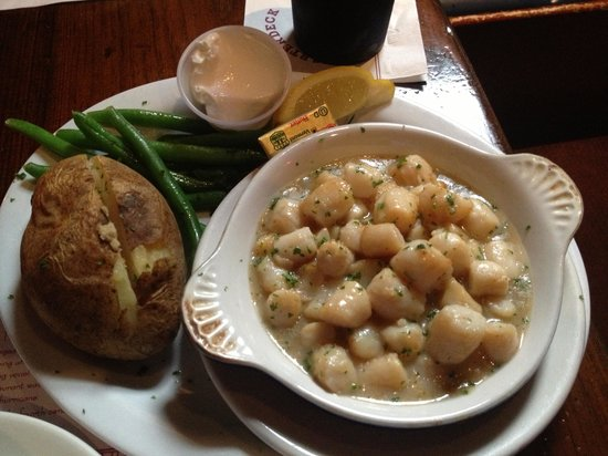 Quarterdeck Restaurant: Sweet Atlantic Sea Scallops