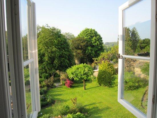 Gilpin Mill: 部屋の窓から1