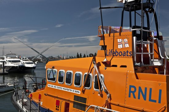 RNLI College: Lifeboat training