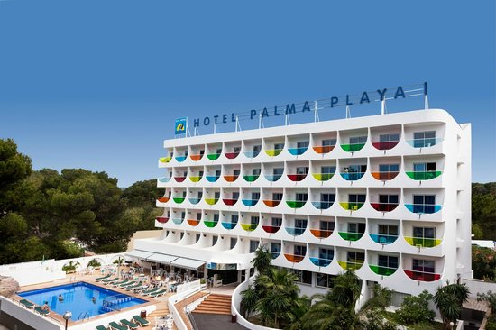 Photo of Hotel Palma Playa Los Cactus Playa de Palma