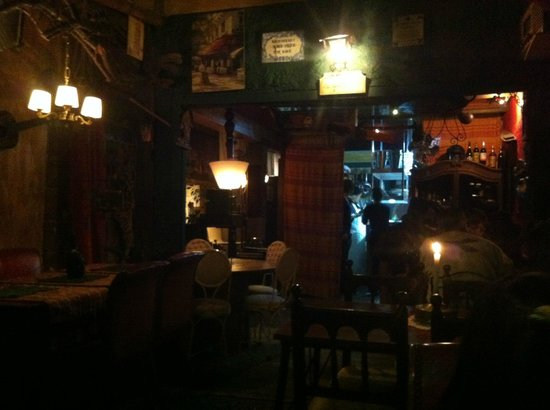 Si Querida: Very Small quaint and cosy