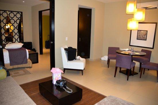 Azul Beach Resort Riviera Maya: Fabulous Family Suite