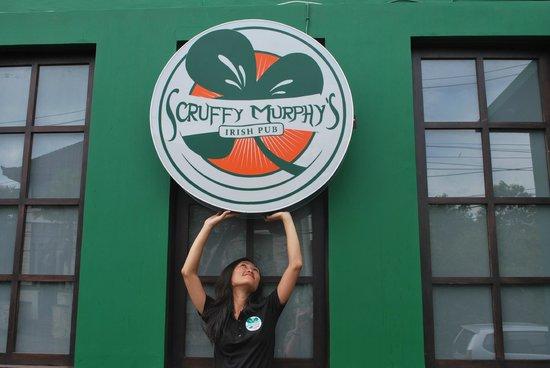 Scruffy Murphys Bali: Scruffys