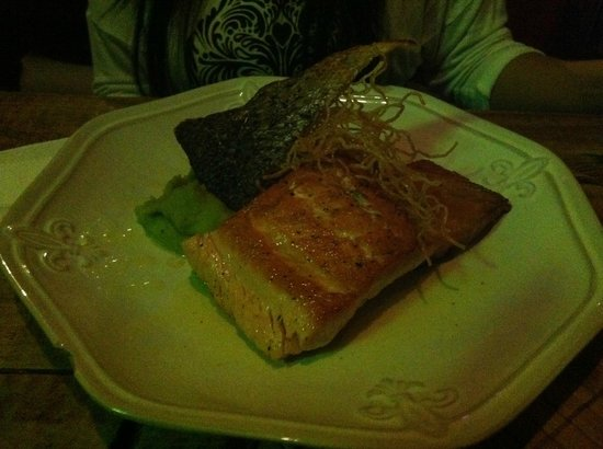 Si Querida: Salmon