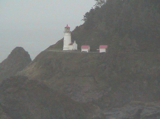 BEST WESTERN Pier Point Inn: Heceta Lighthouse