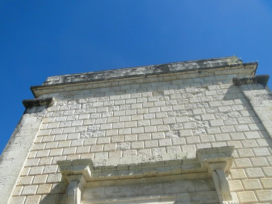 St. Peter's Church : Beautiful stonework