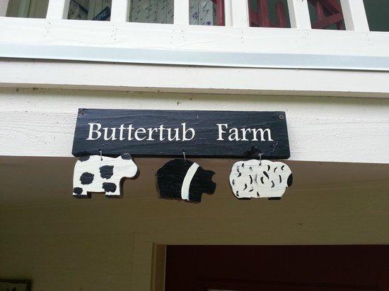 Lamb's Rest Inn: Our suite