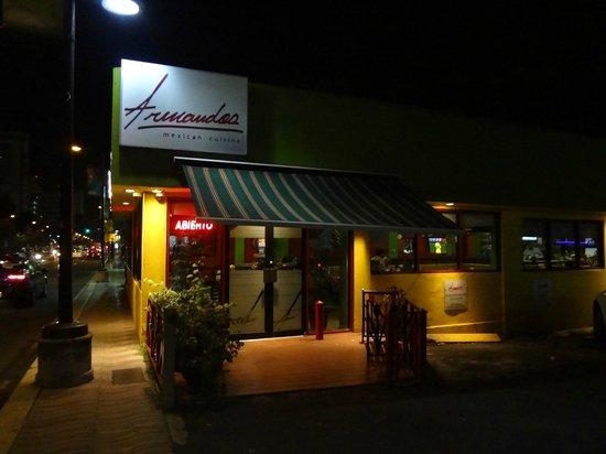 Armando's Mexican Cuisine : Outside view