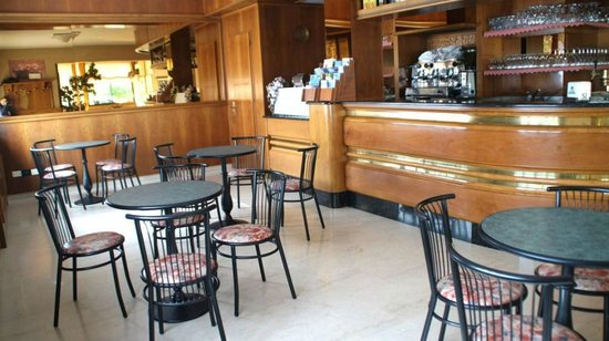 Hotel Igea: bar