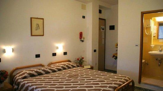 Hotel Igea: camera matrimoniale