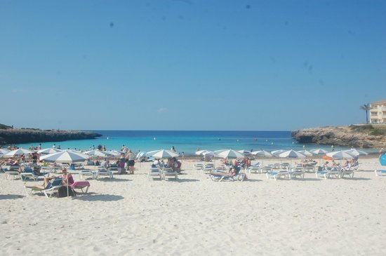 Zafiro Menorca Cala N Bosch Beach
