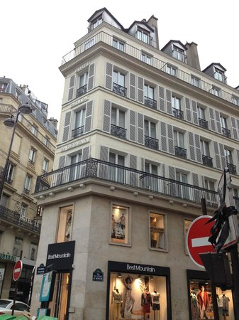 Hotel Belloy Saint-Germain by HappyCulture : Hotel Belloy Saint-Germain