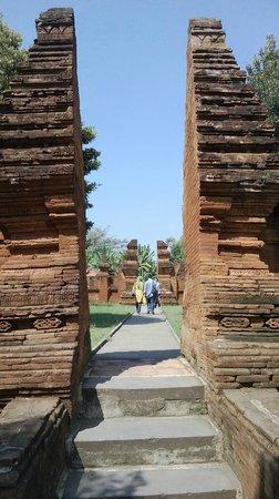 Keraton Kasepuhan: Enterance Gate