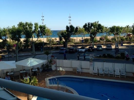 GHT Hotel Maritim : view from balcony