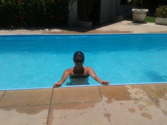 Pousada Princess: Relax na piscina