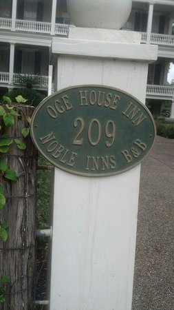 Noble Inns - The Oge House, Inn on the Riverwalk: Oge House
