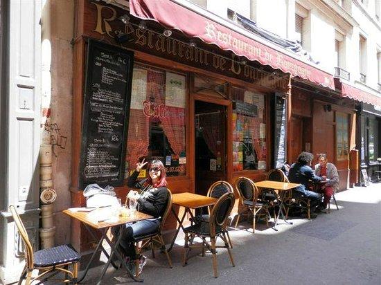 Buonaaaaaaa picture of restaurant de bourgogne paris tripadvisor - Restaurant rue des vinaigriers ...