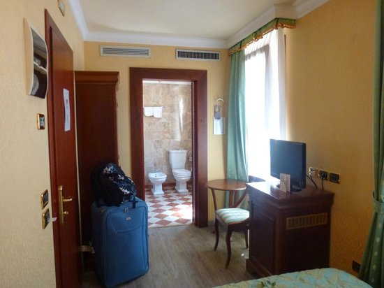 Hotel Anastasia: zimmer