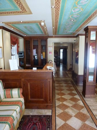 Hotel Anastasia : lobi