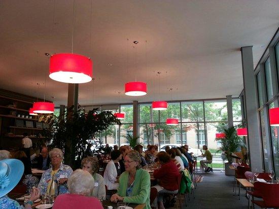 The Gardner Cafe : Cafe G Interior