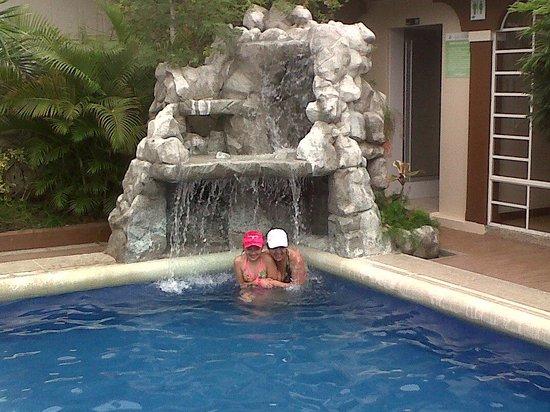 Balandra Hotel: PISCINA