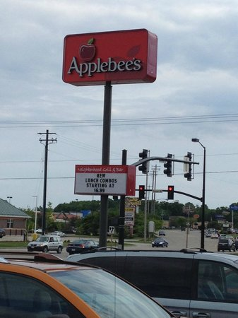 Applebee's: Applebees