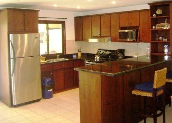 Bahia de los Delfines: Kitchen