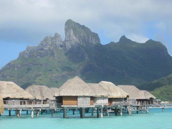 Four Seasons Resort Bora Bora: View
