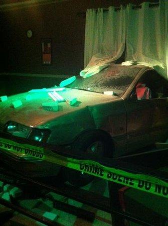 CSI: The Experience : crime scene 1