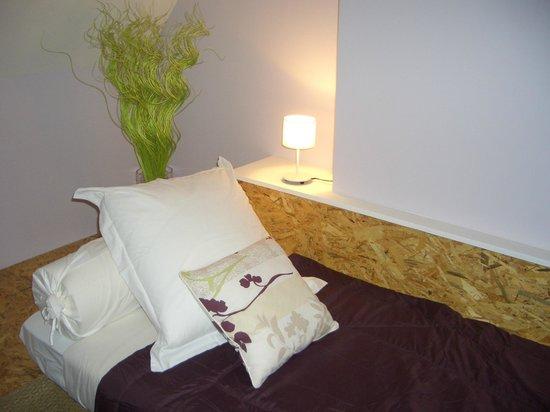 Chambres a Pourville : Lit supplémentaire chambre Anis