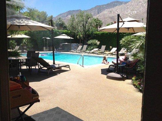 Desert Riviera Hotel: A little piece of heaven in Palm Springs!
