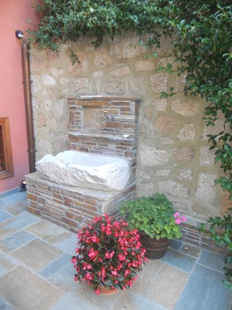 Boutique Hotel Kokkino Spiti: exterieur