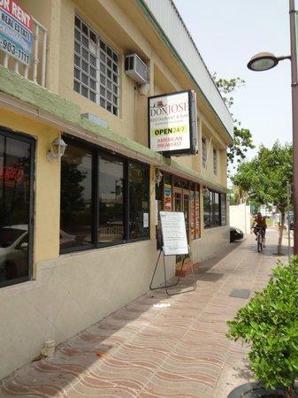 Don Jose Restaurant: Outside
