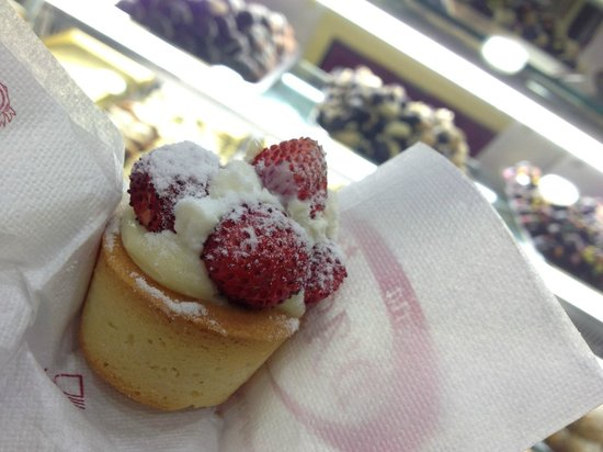 Pasticceria d'Amore : One of the reasons to go back to Taormina