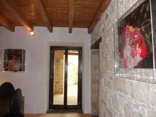 Collinas, Italy: interno