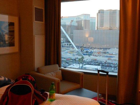 The Westin Las Vegas Hotel & Spa: View of Venetian