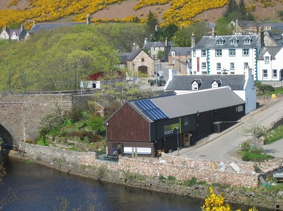 Helmsdale, UK: Timespan Museum and Arts Centre