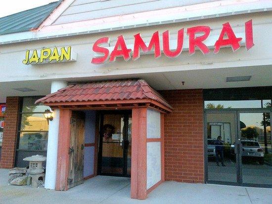 Japan Samurai Steaks & Seafood: Exterior
