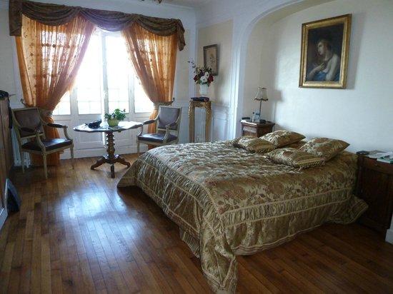 Hattonchatel Chateau : Room Monsieur de Calonne