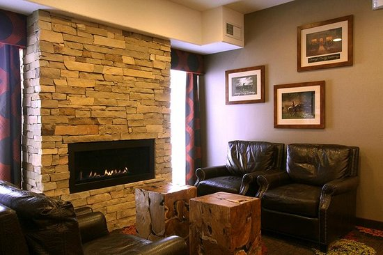 Hampton Inn Durango: Fire Place