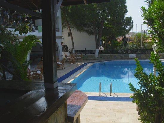 Yildiz Hotel: piscine