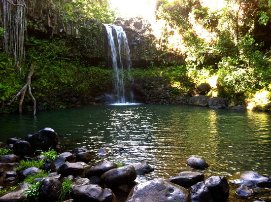 Maui, HI: Waterfall