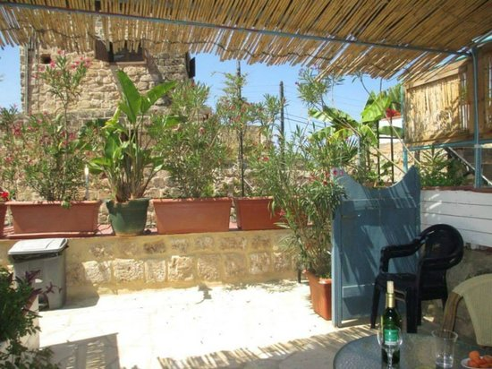 Byblos Fishing Club Guesthouse: terrace
